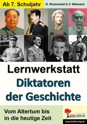 Lernwerkstatt Diktatoren der Geschichte, Gabriela Rosenwald, Viktoria Weimann