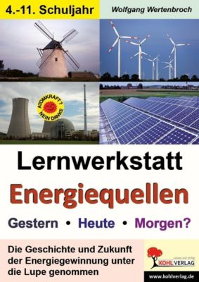 Lernwerkstatt Energiequellen, Wolfgang Wertenbroch
