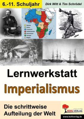 Lernwerkstatt Imperialismus, Tim Schrödel, Dirk Witt