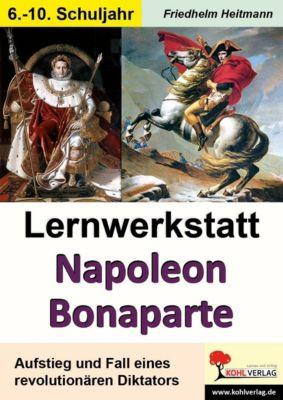 Lernwerkstatt Napoleon Bonaparte, Friedhelm Heitmann