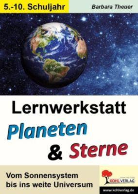 Lernwerkstatt Planeten & Sterne, Barbara Theuer