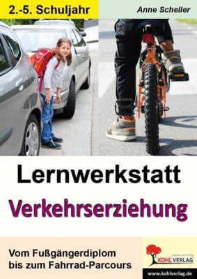 Lernwerkstatt Verkehrserziehung, Anne Scheller