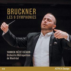 Les 9 symphonies, Yannick Nézet-Séguin