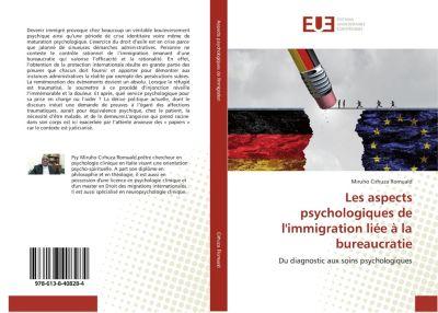 Les aspects psychologiques de l'immigration liée à la bureaucratie, Miruho Cirhuza Romuald