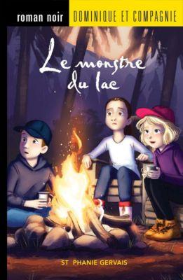 Les aventures d'Olivier et Magalie: Le monstre du lac, Stéphanie Gervais