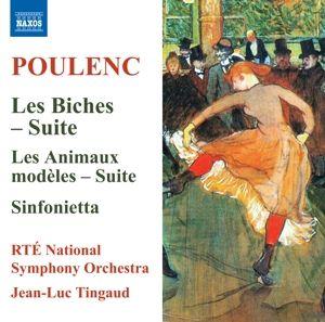 Les Biches-Suite, Jean-luc Tingaud, RTE National Symphony Orchestra