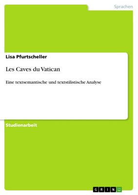 Les Caves du Vatican, Lisa Pfurtscheller
