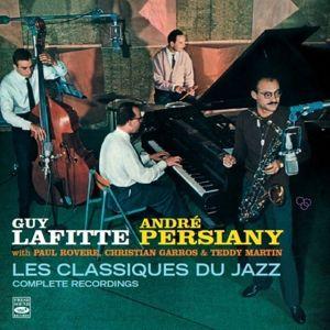 Les Classiques Du Jazz, Guy Lafitte, Andre Persiani