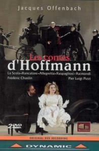Les Contes D'Hoffmann, Frederic Chaslin