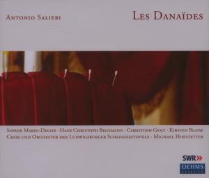 Les Danaides, Hofstetter, Ludwigsburger Schlossfestspiele