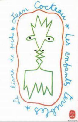 Les enfants terribles, Jean Cocteau