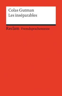 Les inséparables - Colas Gutman pdf epub
