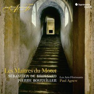 Les Maitres Du Motet, William Christie, Les Arts Florissants