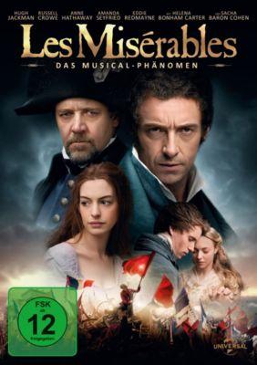 Les Misérables (2013), Victor Hugo