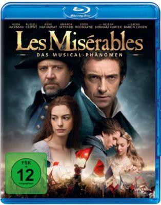 Les Misérables (2013), Russell Crowe Hugh Jackman