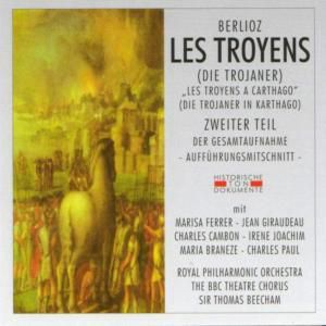 Les Troyens-Zweiter Teil, Royal Philh.Orch, BBC Theatre C