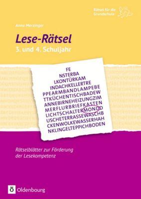Lese-Rätsel 3. und 4. Schuljahr, Anna Merzinger