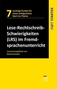 Lese-Rechtschreib-Schwierigkeiten (LRS) im Fremdsprachenunterricht - David Gerlach pdf epub