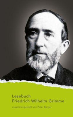 Lesebuch Friedrich Wilhelm Grimme - Friedrich Wilhelm Grimme |