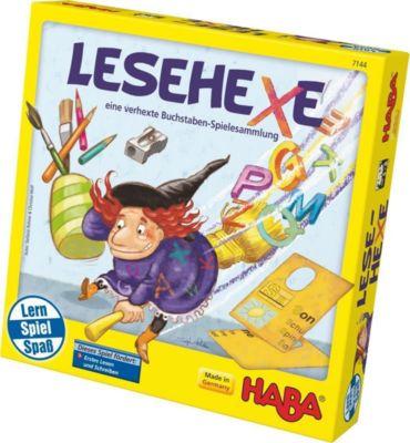 Lesehexe (Kinderspiel)