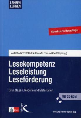 Lesekompetenz - Leseleistung - Leseförderung, m. CD-ROM