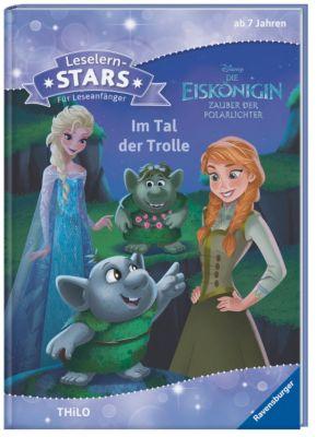 Leselernstars Disney Die Eiskönigin Zauber der Polarlichter: Im Tal der Trolle, Thilo