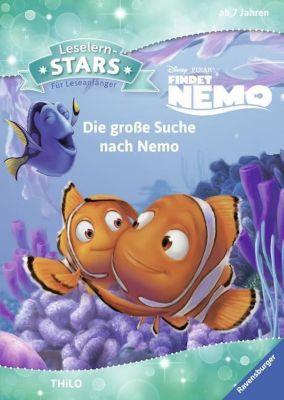 Leselernstars Findet Nemo: Die große Suche nach Nemo, Thilo