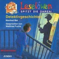Leselöwen: Detektivgeschichten, Manfred Mai