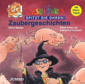 Leselöwen: Zaubergeschichten, Ulrich Maske