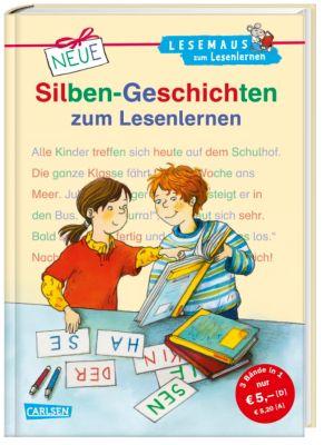 Lesemaus zum Lesenlernen - Neue Silben-Geschichten zum Lesenlernen -  pdf epub