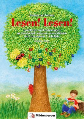Lesen! Lesen!: Erzähltexte und Erarbeitungen, 3. Schuljahr, Angelika Rehm
