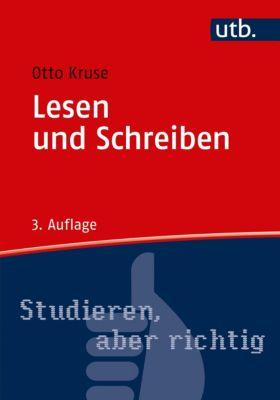 Lesen und Schreiben, Otto Kruse