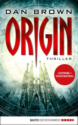 Leseprobe: Origin, Dan Brown