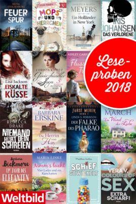 Leseproben eBook 2018, Barbara Bickmore, Lisa Jackson, Silke Porath, Silvia Stolzenburg