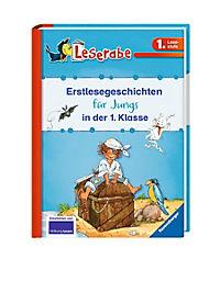 Leserabe - Erstlesegeschichten für Jungs in der 1. Klasse - Produktdetailbild 1