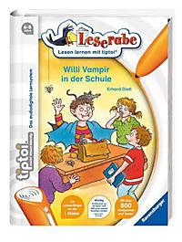 Leserabe tiptoi® Band 3: Willi Vampir in der Schule - Produktdetailbild 1