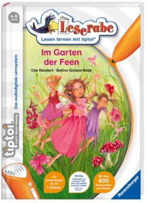 Leserabe tiptoi® Band 5: Im Garten der Feen, Cornelia Neudert, Betina Gotzen-Beek