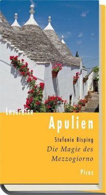 Lesereise Apulien, Stefanie Bisping