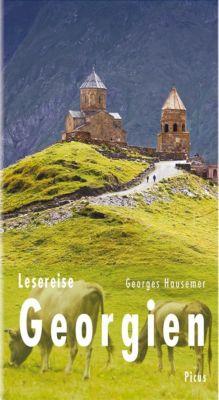 Lesereise Georgien - Georges Hausemer pdf epub