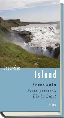 Lesereise Island, Susanne Schaber