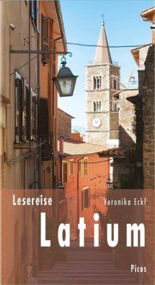 Lesereise Latium - Veronika Eckl  