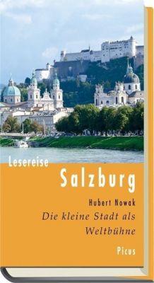 Lesereise Salzburg, Hubert Nowak
