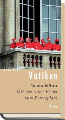 Lesereise Vatikan, Christina Höfferer