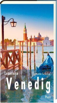 Lesereise Venedig - Susanne Schaber pdf epub