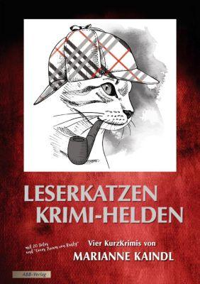 Leserkatzen - Krimi-Helden, Marianne Kaindl
