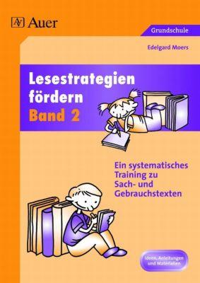 Lesestrategien fördern, Edelgard Moers