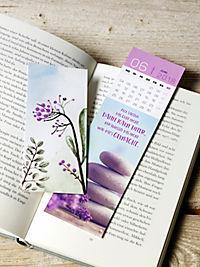 Lesezeichenkalender, 3er Set - Produktdetailbild 1