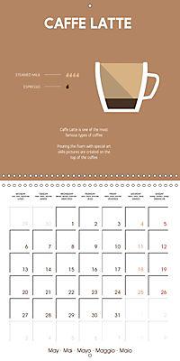 Let s take a coffee break (Wall Calendar 2019 300 × 300 mm Square) - Produktdetailbild 5