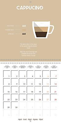 Let s take a coffee break (Wall Calendar 2019 300 × 300 mm Square) - Produktdetailbild 4