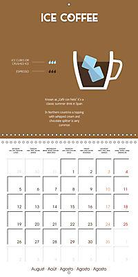 Let s take a coffee break (Wall Calendar 2019 300 × 300 mm Square) - Produktdetailbild 8